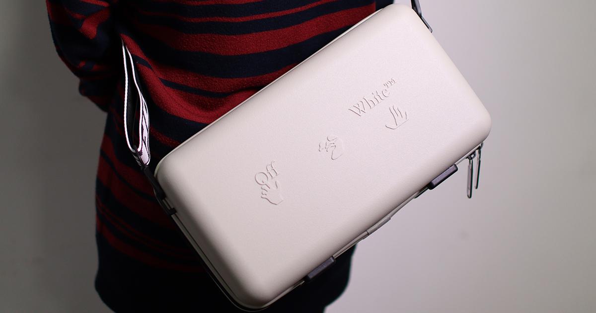 日本や韓国でも人気なOff-Whiteの限定コスメ。これは、買うしかない!