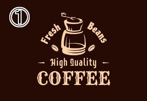 コーヒー ロゴ 能力 心理テスト