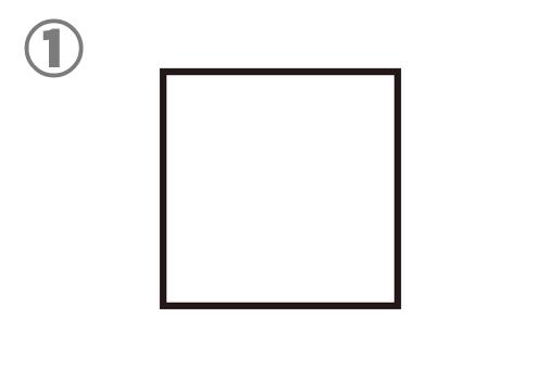 四角 作業 得意 心理テスト