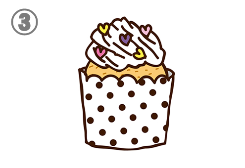 カップケーキ 文系 理系 心理テスト