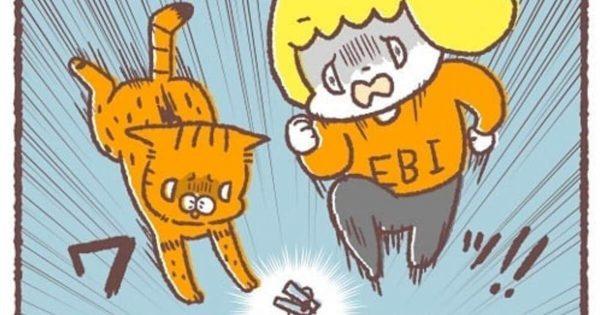 「子供のイヤイヤ期をネコに相談」ほっこり漫画 5連発