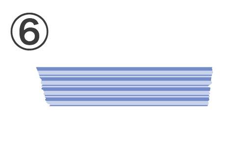 マスキングテープ 仕事 心理テスト