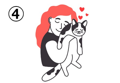 動物 ペット 愛されたい 心理テスト