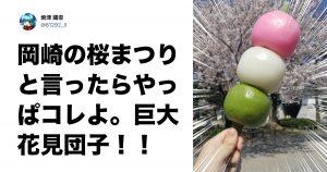岡崎ダンゴでっか!!地元民しか知らない「ご当地名物」大集合 8選
