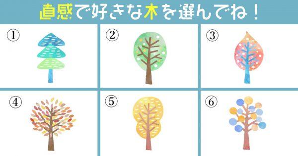 木 香り 心理テスト