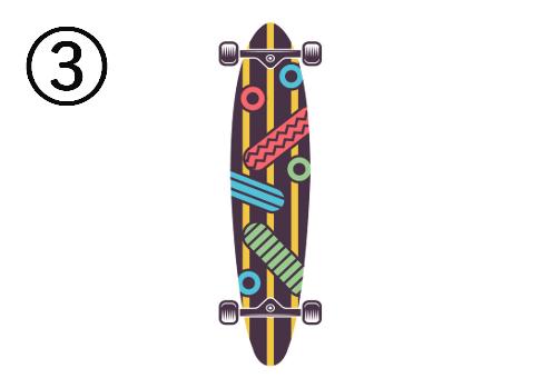 スケートボード データフォルダ 中身 心理テスト
