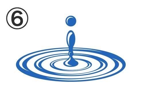 水 アイコン 性格 心理テスト