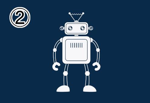 ロボット 予習 復習 心理テスト