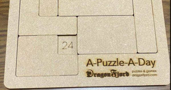 正解は約12万通り。新発想のパズルカレンダーを海外ネット民が絶賛「最高のギフトだな」