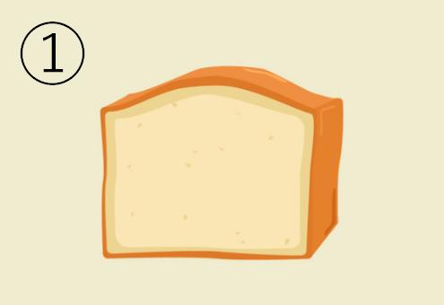 ノーマルなパウンドケーキ