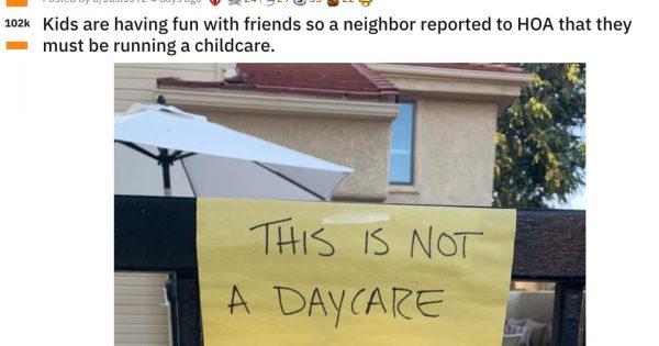 【ご近所トラブル】「子供遊ばせてたら通報されたんだけど」生き辛さ感じる貼り紙が話題