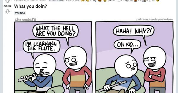 趣味に理由って必要なの?日常の「モヤモヤ」描く漫画に共感の声