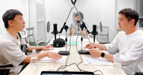 エイトブリッジ篠栗、8時間ギャグを作り続けるYouTube配信に挑戦 ラジオ内で新ギャグ披露も
