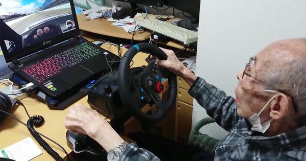 93歳の日本人ゲーマーだと…?レースゲー『Forza Motorsport』の異色プレイ動画に世界が注目