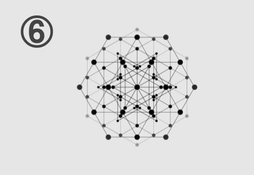 六角形ベースの、細かい図