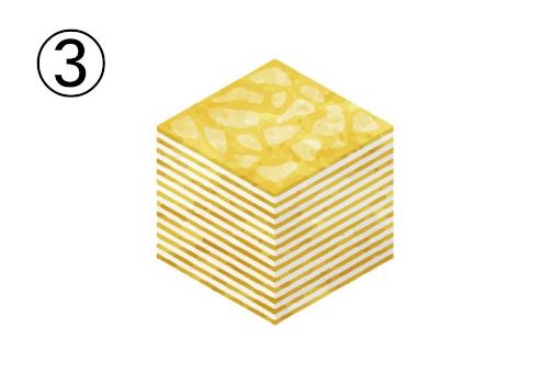 ミルクレープ