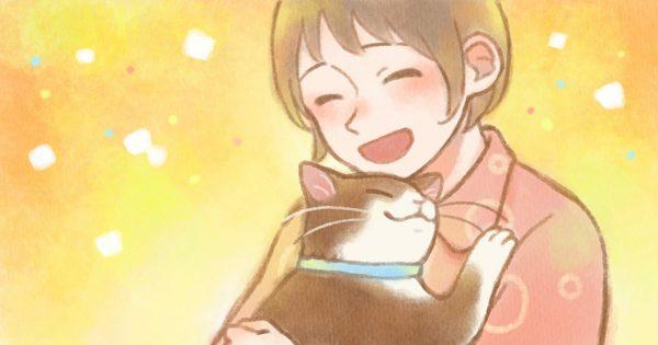 Twitter8万いいねの「保護猫絵本」。作者が語る《制作秘話》に胸がアツくなった