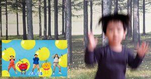 「全国のモデル事務所の皆様 3歳の息子にダンスをさせてみました」