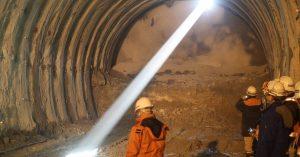 トンネル工事のクライマックス!《貫通光線》の投稿者にインタビュー「先の見えないコロナ禍に光を」